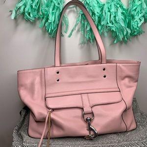 Rebecca Minkoff Light Pink MAC Bowery Tote